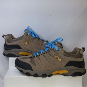 Fila Travail Trail Running Shoes Mens Size 11.5